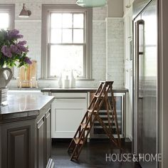 It's lilacs season! Are you bringing fresh clippings indoors?  [Photo: Colin Way | Design: Nam Dang-Mitchell]