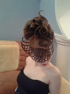 Concours Creative Hairstyles, Up Hairstyles, Braided Hairstyles, Maquillage Serpent Halloween, Medium Hair Styles, Natural Hair Styles, Long Hair Styles, Long Hair Designs, Competition Hair