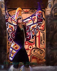 @miqueldangeli bringing to life @githayetsk Thinderbird dance at our performance…