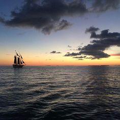 Key West | Sunset | Boats | Exploration | Florida | WisConcierge | Flashback Friday