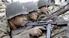 Image result for Saving Private Ryan Tom Hanks & Matt Damon