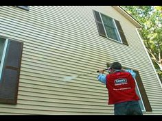 Check out these helpful tips on how to power wash your house!