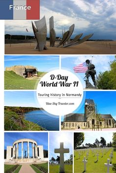Visiting the D-Day sights in Normandy and a pivotal moment in world history, I am overwhelmed with gratitude and pride to be American.  My tour experience.