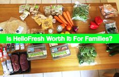 #HelloFresh for #Families – Is it #worth it?