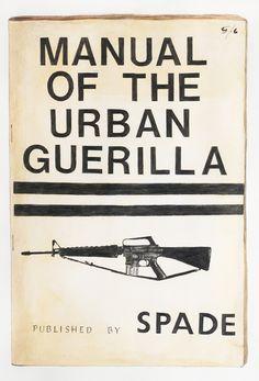 Manual of the urban guerilla