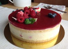 Beautiful Cakes, Cheesecake, Food And Drink, Meals, Cupcakes, Sweet, Recipes, Blog, Inspiration
