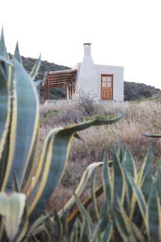 grayskymorning: Karoo Farmhouse