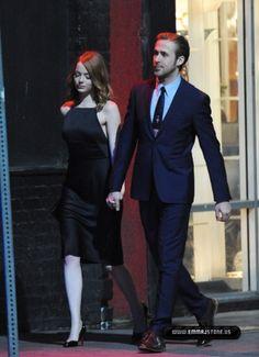 Emma Stone & Ryan Gosling