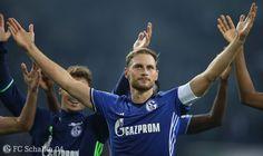 Benedikt Höwedes - Schalke 4-0 Borussia M'gladbach