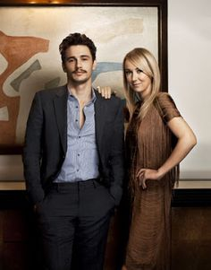 NewsGallery: THE DIRECTOR, FRIDA GIANNINI BY JAMES FRANCO