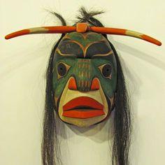 Chief of the Undersea People by Dwayne Simeon,  by Dwayne Simeon, Kwakwaka'wakw Native Artist
