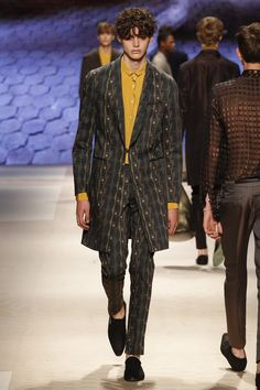 Etro spring/summer 2016 menswear - click to see the full collection