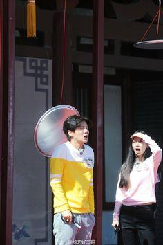 018511582ed5 Angelababy and Lu Han Keep Running
