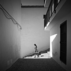Fine Art Photography Awards - Ragnar B. Varga Nominee in Street Photography Conceptual Photography, Photography Awards, Fine Art Photography, Street Photography, Matte Black Nails, Happy Photos, Seaside Towns, Ragnar, Stairs