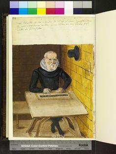 Die Hausbücher der Nürnberger , c. 1460,  The history of handwork in Europa . Stadtbibliothek Nürnberg