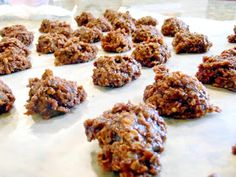 Aunt Peg's Recipe Box: INDIANA-Easy No-Bake Cookies