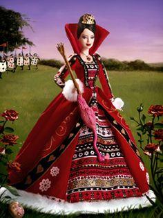 Queen of Hearts Barbie