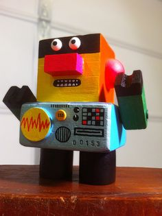 Almost Super Bot 00153 by fragmented, via Flickr