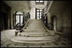 th century castle abandoned since   x  #abandoned #century #castle #photography