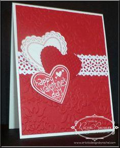 hearts a flutter valentine - Valentine Cards Pinterest