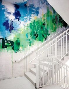 How to use decorative wall painting in your home