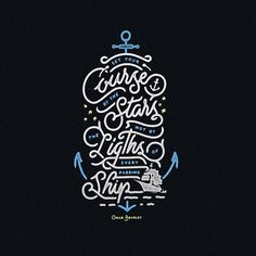 After a year we're back with some new wonderful lettered quotes by Indonesian typographer and hand-lettering artist Mister Doodle. If you've missed the previous posts, you find those here and here.
