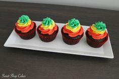 Rafta cupcakes