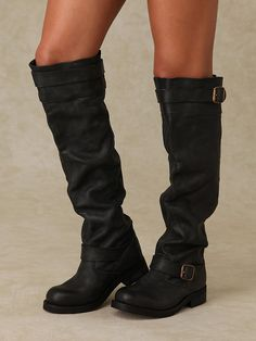 Free People Wishlist Over the Knee Boot, Дин. 0.00