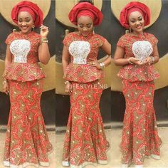 9-latest-nigerian-traditional-skirt-and-blouse-styles5.jpg (640×640)