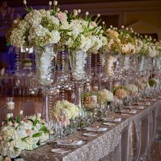Endless royal table @thebreakers with @sarareneeevents #alwaysflowersevents #magicalmonday