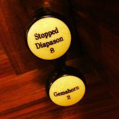 stopped diapason - @cassieldotcom- #webstagram