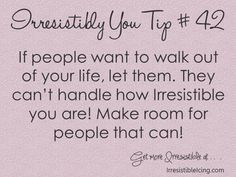 Irresistibly You Tip 42