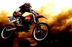 Motocross Racing by on DeviantArt Italy Landscape, Motocross Racing, Nascar, Insta Pic, Bike, Vehicles, Evolution, Postcards, Photography Ideas