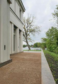 Neubau einer großzügigen Villa am See mit eigenem Bootssteg - VOGEL CG ARCHITEKTEN BERLIN