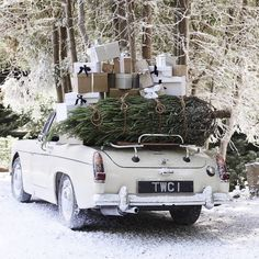 """6,573 Likes, 75 Comments - Official Instagram (@thewhitecompany) on Instagram: """"Who's dreaming of a white Christmas? It's time to start planning - find the perfect gift for…"""""""