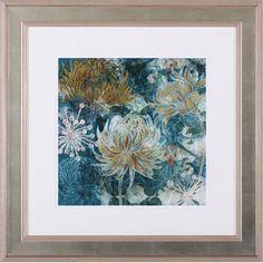 Art Effects Art Effects Chrysanthemums II Wall Art m13590 32x32