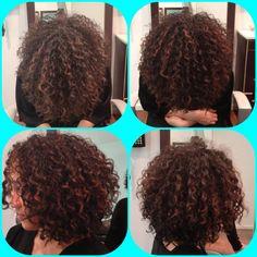 Hair by Shai Amiel  hair artist / curl doctor  www.CapellaSalon.com #officiallynatural #curlyhairrocks