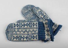 Stiftelsen Jamtli · JLMR 45705 - VANTE Mittens, Knitted Hats, Gloves, Knitting, Fashion, Fingerless Mitts, Moda, Tricot, Fashion Styles