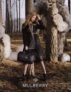 Mulberry Campaign - Lindsey Wixson