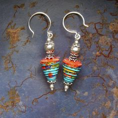 need to learn how to make paper beads!