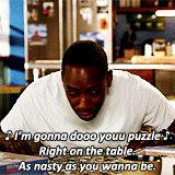 I'm gonna do you puzzle_New Girl Season 3 Premiere Winston