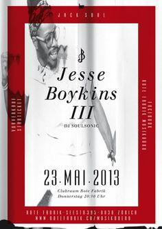 Jesse Boykins III