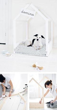 domino dog house - http://translate.google.com/translate?hl=nl=nl=en=http%3A%2F%2Fwww.101woonideeen.nl%2Fzelfmaken%2Fstappenplan-hondenhok.html