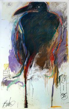 rick bartow paintings -