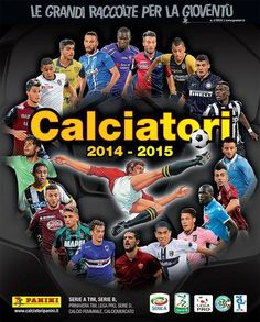 calciatori panini 2014-2015