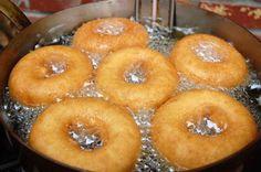 How to Make Cake Doughnuts
