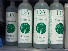 Champú de caballo, otro 'producto milagro' cuestionado por la ciencia Personal Care, Bottle, Beauty, Academia, Truths, Shape, Shopping, Hair Falling Out, Convenience Store