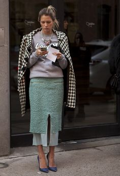 #NYFW Street Style Day 4 / Credit: Raydene Salinas