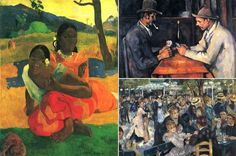 Paul Gauguin painting becomes most expensive EVER - but which others made the top 10?