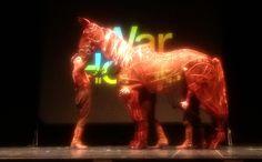 War Horse on Stage